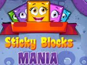 Sticky Blocks Mania