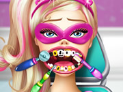 Super Barbie Dentist Care