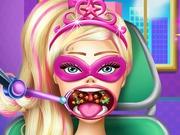 Super Barbie Throat Doctor
