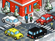 Traffic Policeman Winter Edition