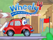 Wheely 4 Time Travel a Free Games