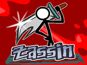 Zassin Stick Guy Assassin