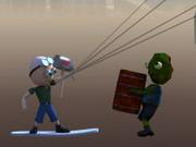 Zombie Kiteboarding