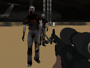 Zombix 3 Surviving The Desert